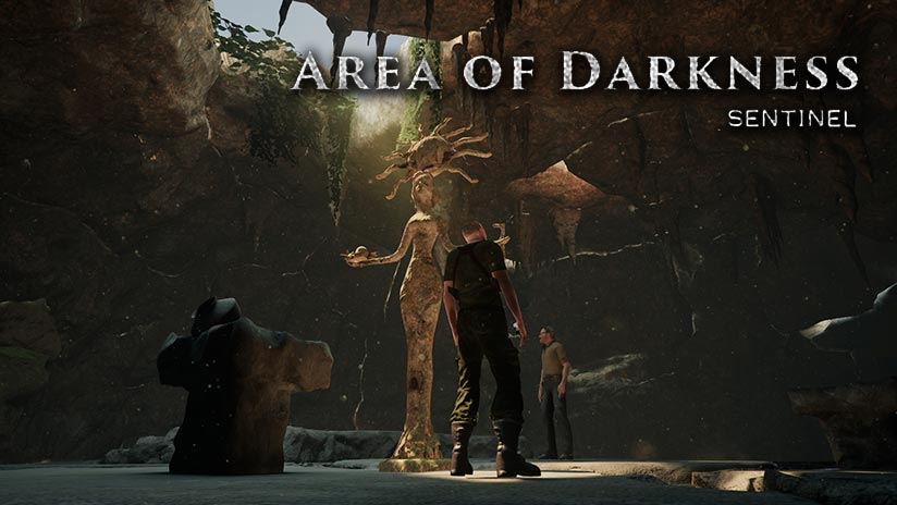 Area Of Darkness : Sentinel, un thriller en approche sur Steam