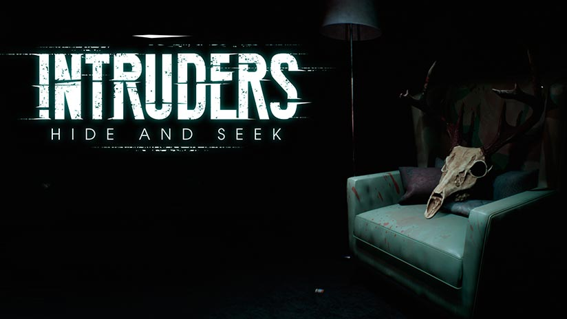 Intruders : Hide and Seek se trouve une date sur PlayStation VR