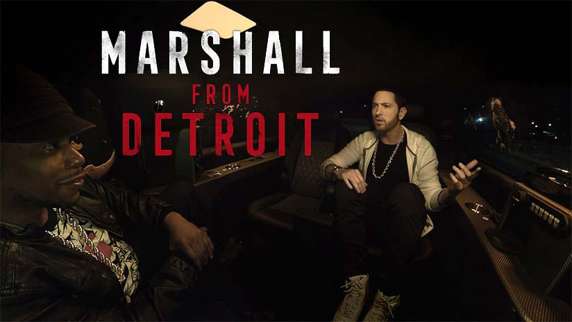 Marshall From Detroit, le documentaire VR d'Eminem