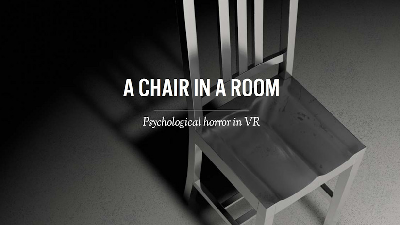 A Chair in a Room : Greenwater, l'horreur approche sur PSVR