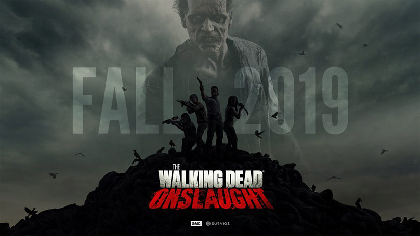 AMC et Survios annoncent The Walking Dead Onslaught