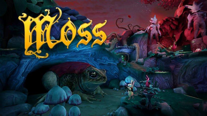 Le Twilight Garden de Moss est arrivé sur PC et PSVR