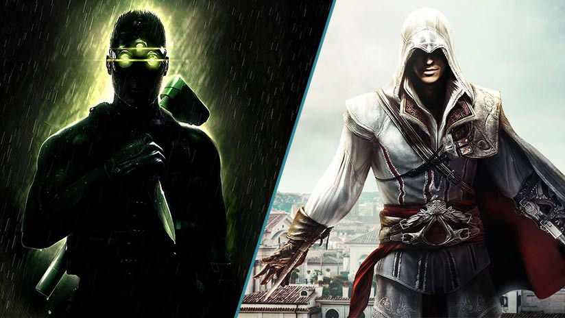 Assassin's Creed et Splinter Cell VR, bientôt en exclu sur l'Oculus Store ?