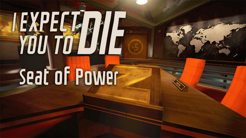 Seat of Power, la mission gratuite de IEYTD, est disponible !