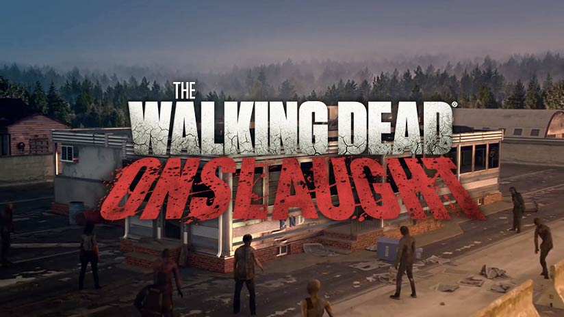 The Walking Dead : Onslaught, Survios repousse son jeu