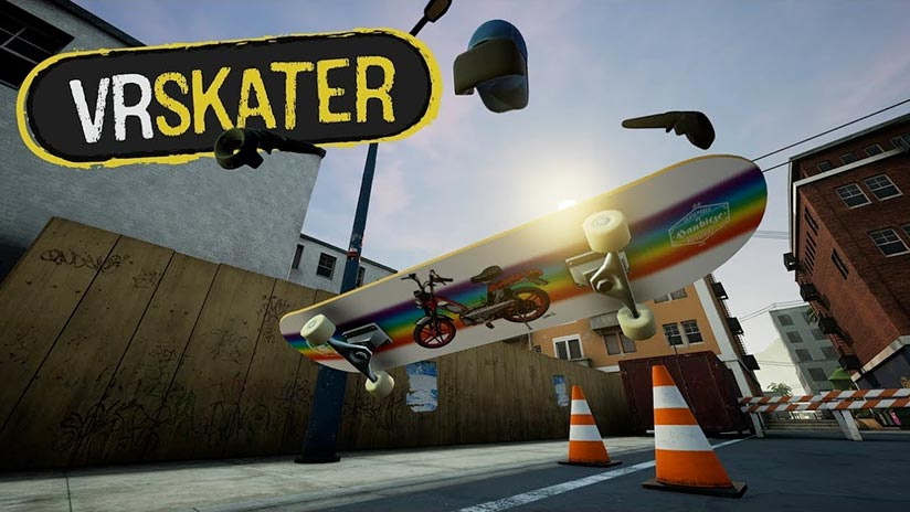 VRSkater sera disponible au printemps en early access