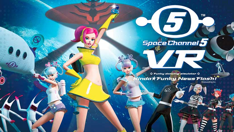 Space Channel 5 VR arrive ce mois-ci sur PlayStation VR