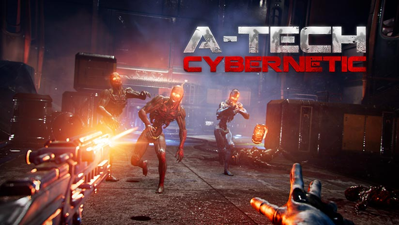 [MAJ] A-Tech Cybernetic en route pour le PlayStation VR