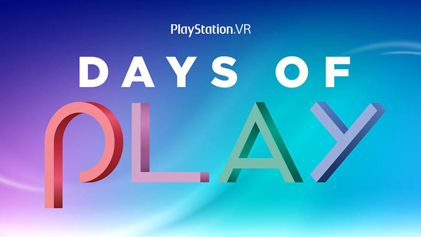 Days of Play : récap de toutes les promos PlayStation VR