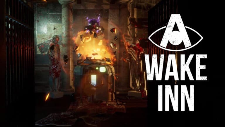 A Wake Inn : parcourez en VR un hôtel effrayant depuis un fauteuil roulant