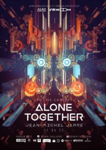 Jean-Michel Jarre : Alone Together