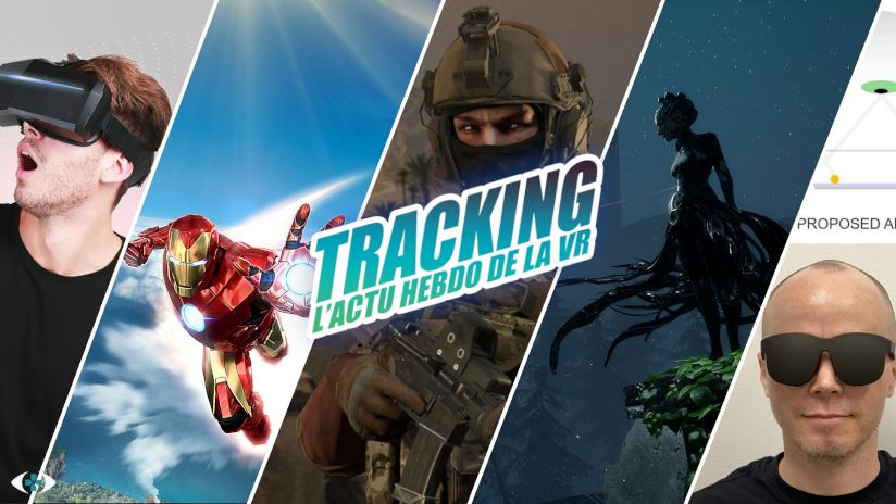 Tracking #04 : Pimax 8KX dispo, Onward sur Quest, Dreams sur PSVR…