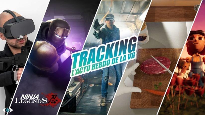 Tracking #05 : Nouveau Rockstar, VRigade 2 sur PSVR , HP Reverb G2…