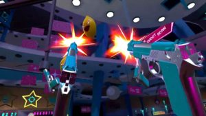 Shooty Fruity arrive enfin sur Oculus Quest