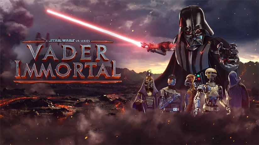Star Wars Vader Immortal confirme sa date sur PSVR