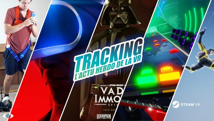Tracking #09 : Hitman 3, Vader Immortal sur PSVR, Indiana Jones en VR…