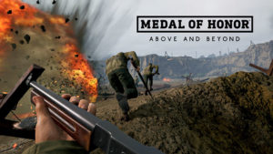 Medal of Honor : Above and Beyond, date de sortie et disponibilité Steam