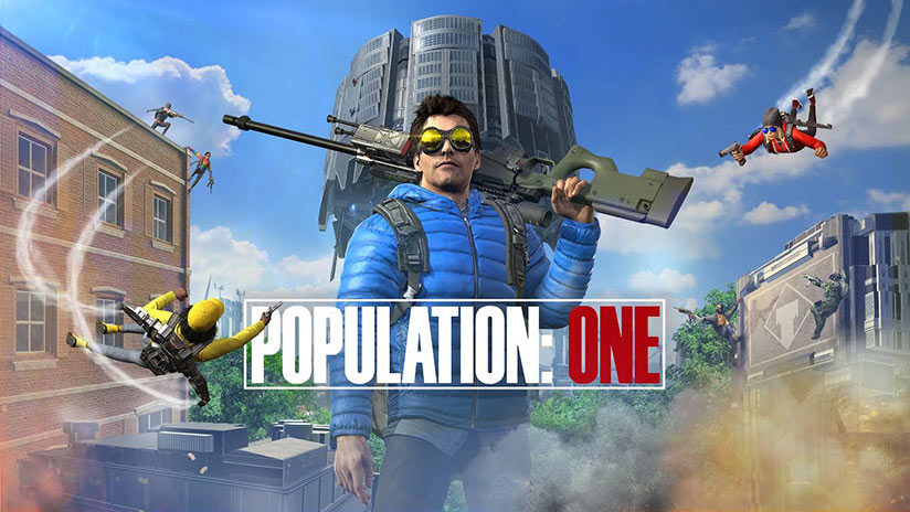 Population : One, le Fortnite de la VR en approche sur Oculus Quest et Steam