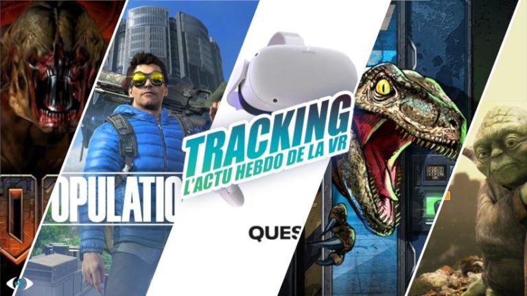 Tracking #15 : Oculus Quest 2, nouveau casque VR Pico, du battle royale…