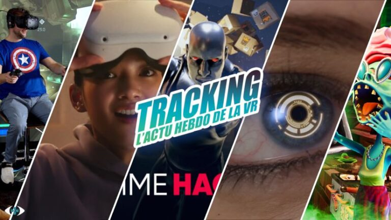 Tracking #19 : Oculus Quest 2, des chaussures en VR , Eye Tracking…