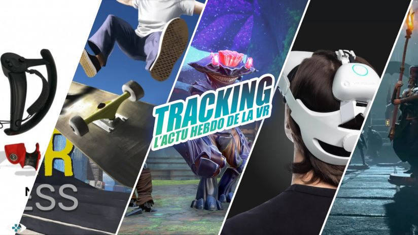 Tracking #48 : 5M de Quest 2 ! PSVR 2 et Epic, HTC Vive Pro 2 ? Population One S2…