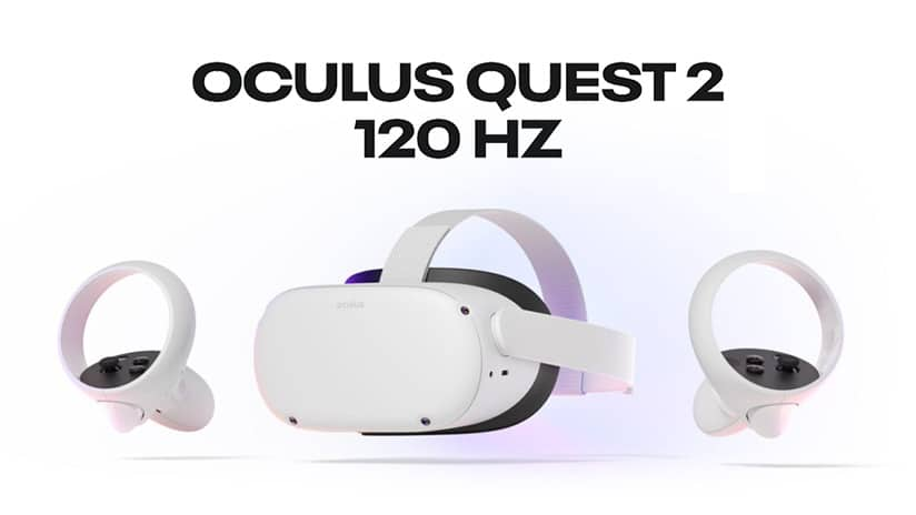 Oculus Quest 2 : Liste des jeux et applications compatibles 120 Hz